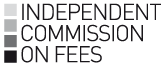 Logo Independent Commission on Fees